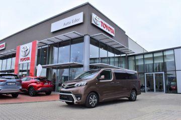 Toyota PROACE VERSO VIP RC20 L2 2,0 D-4D (180k) diesel 8st. aut. převodovka