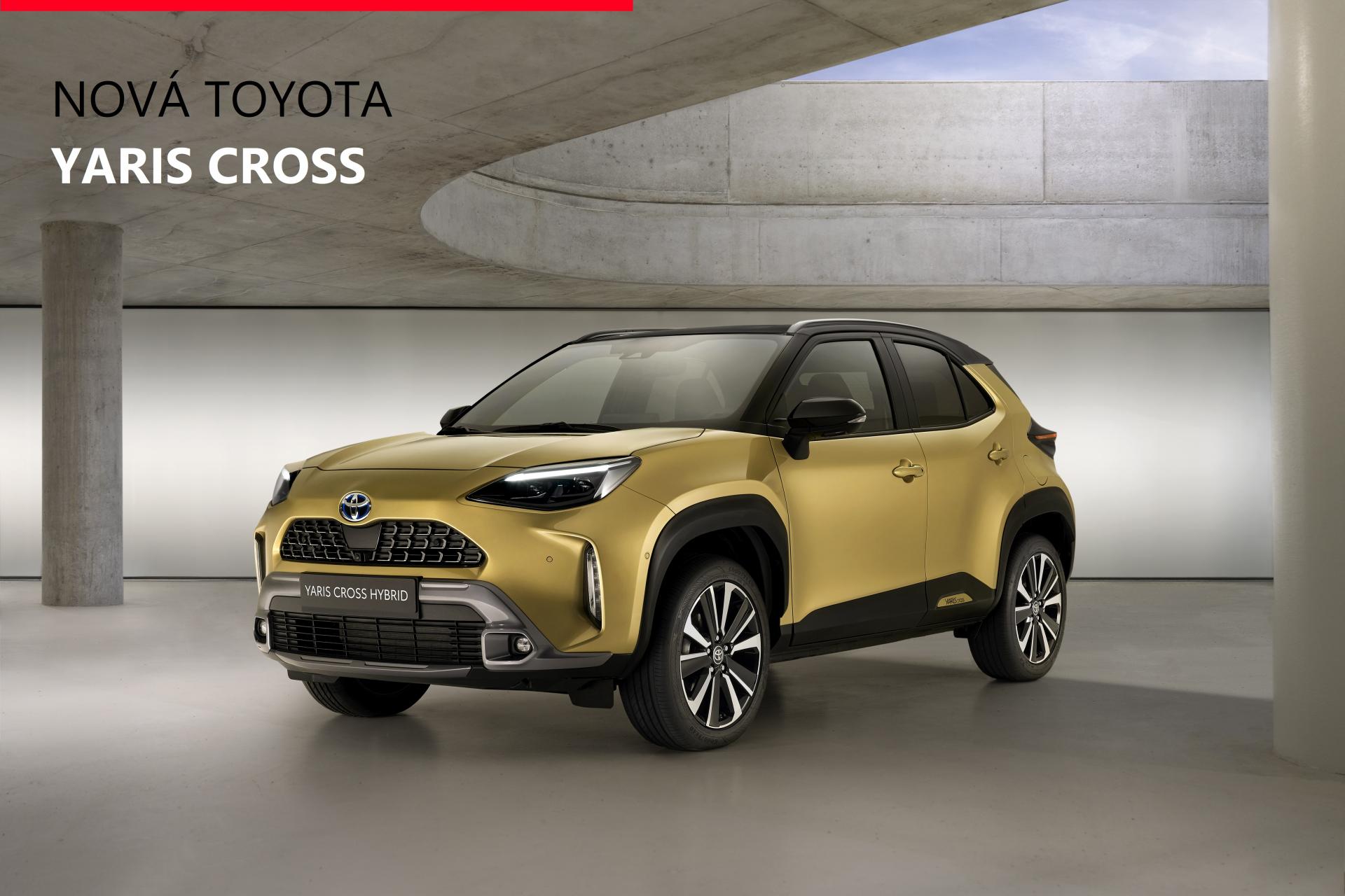 14. 5. 2021 - Předpremiéra zcela nové Toyoty YARIS CROSS