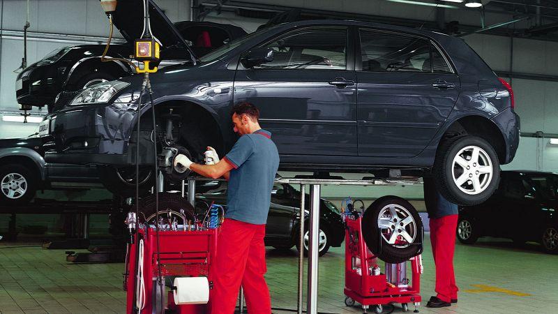 Servis a údržba vozu za atraktivní ceny