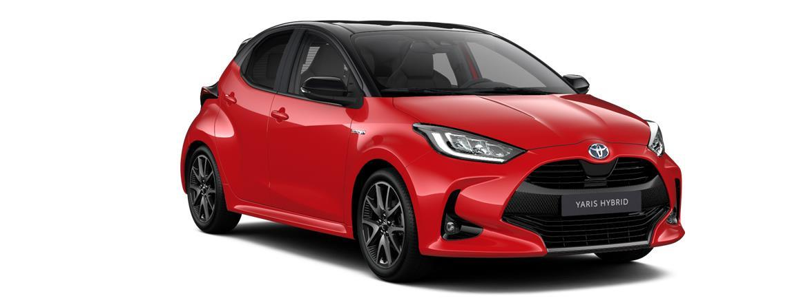 Toyota YARIS 1,5 Hybrid (116 k) aut. e-CVT Premiere Edition