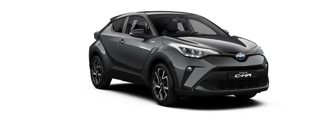 Toyota C-HR 1,8 Hybrid (122 k) aut. e-CVT Style