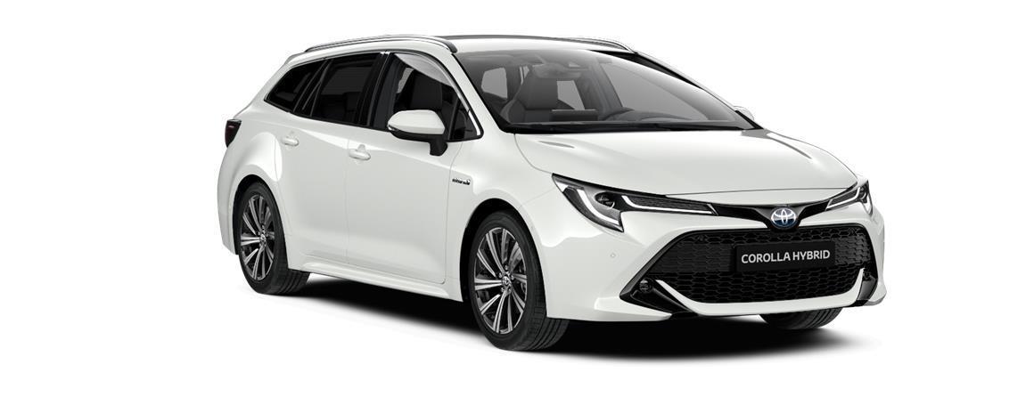 Toyota COROLLA Touring Sports 1,8 Hybrid (122 k) aut. e-CVT Comfort