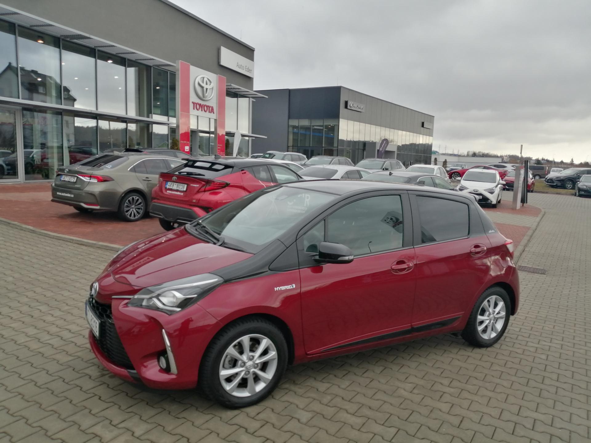 Toyota YARIS 1,5 Hybrid