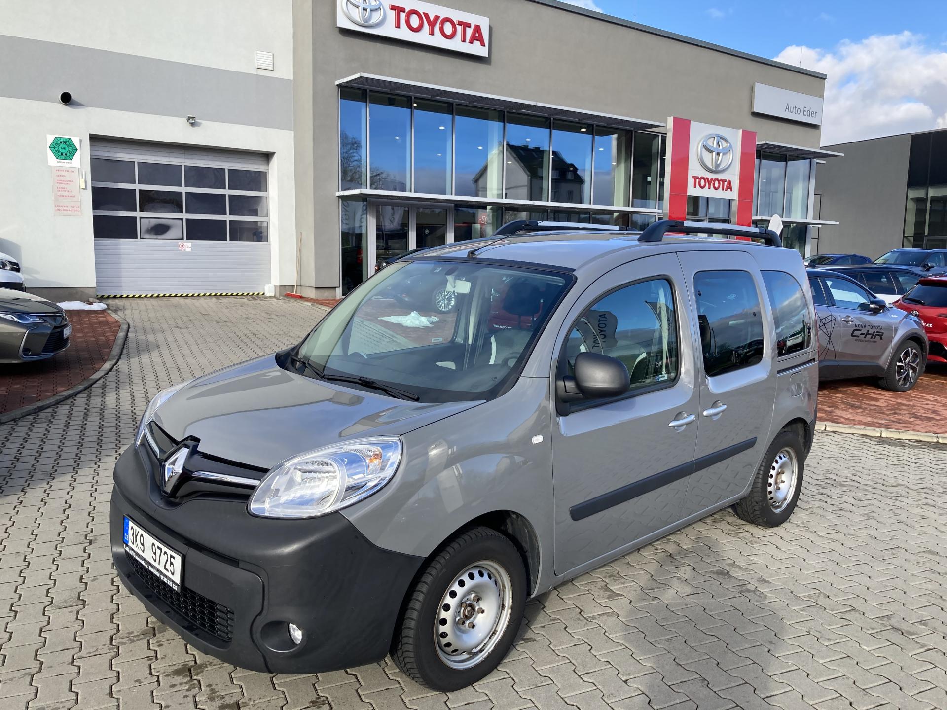 Renault KANGOO 1,2 (114 k)