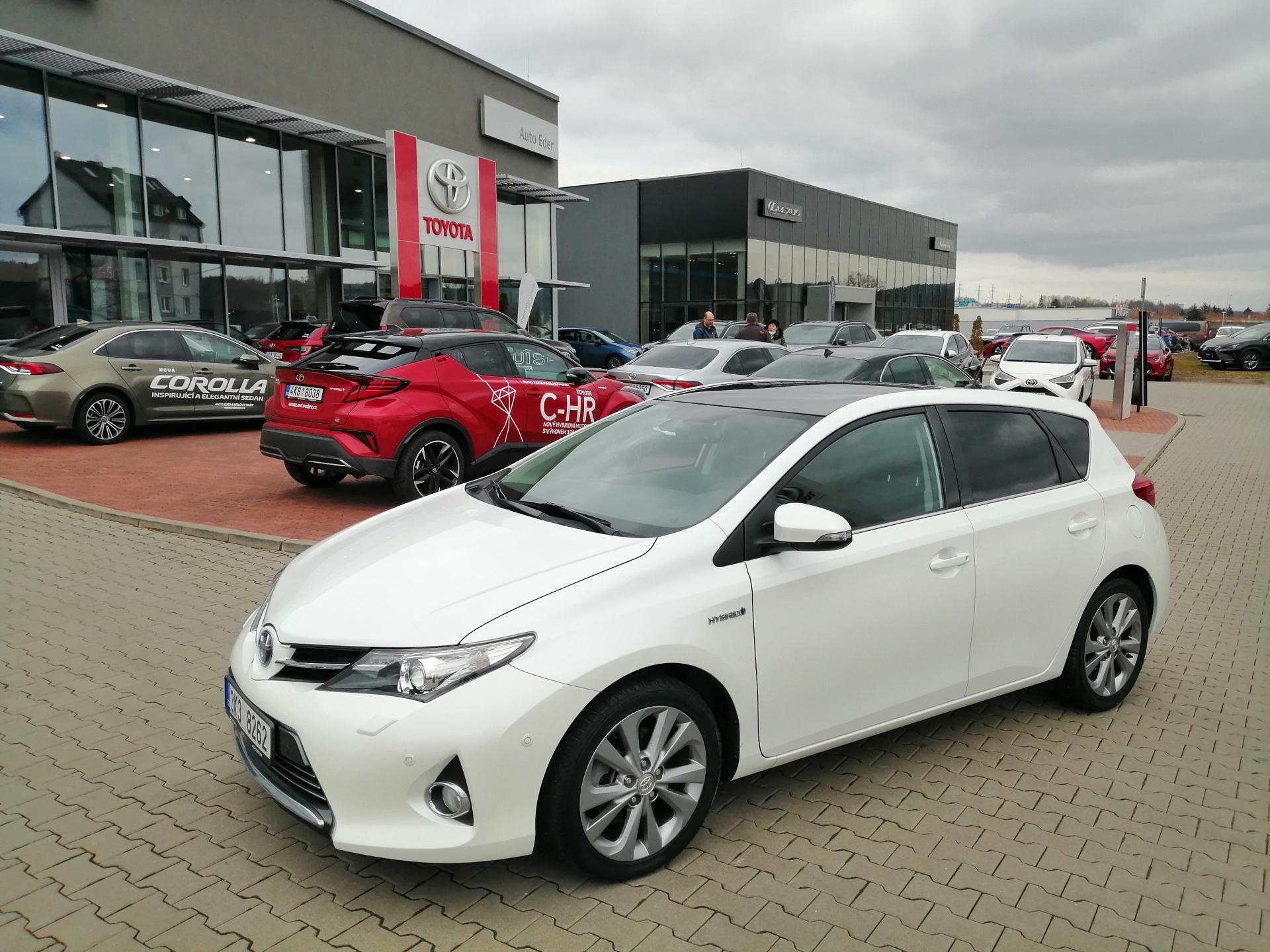 Toyota AURIS Hatchback 1,8 Hybrid