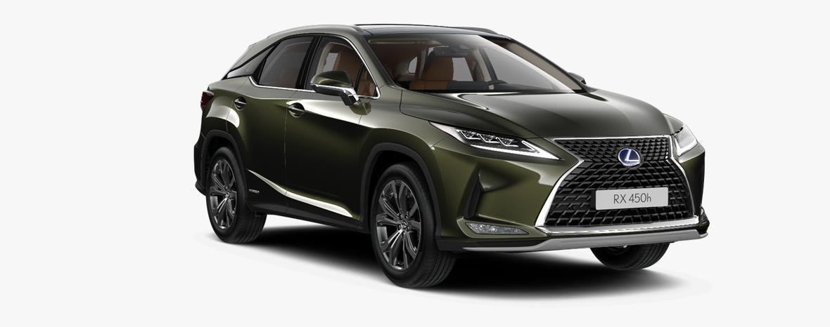 Lexus RX EXECUTIVE 3.5L Petrol Hybrid (313 k) aut. e-CVT