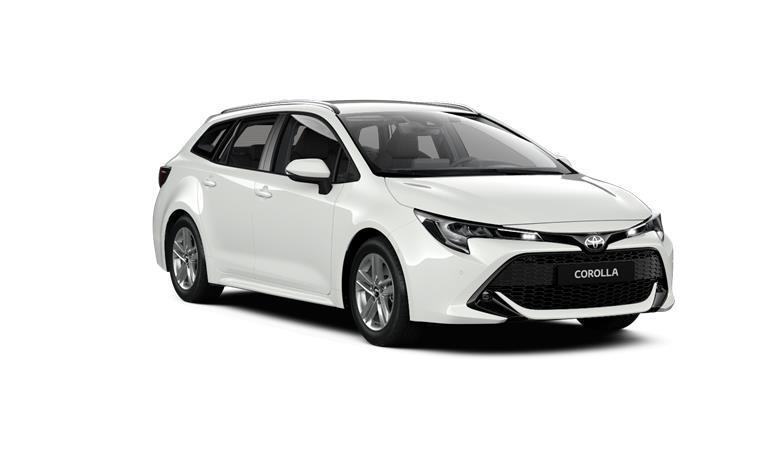 Toyota COROLLA Touring Sports 1,2 Turbo (116 k) 6st. man. převodovka Comfort