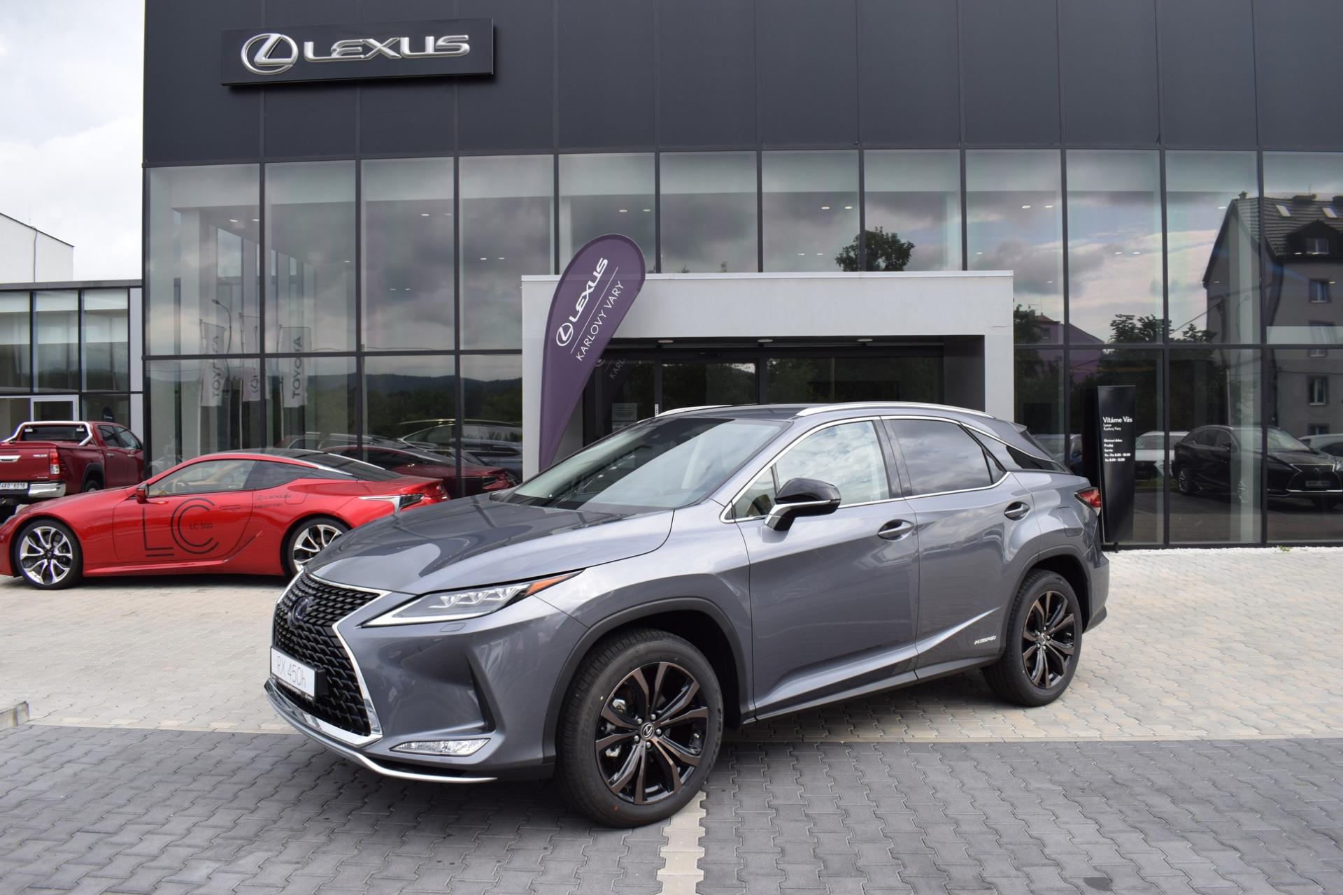 Lexus RX COMFORT EDITION 3.5L Petrol Hybrid (313 k) aut. CVT