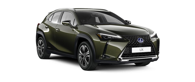 Lexus UX 250h 2.0 L Petrol Hybrid (184 k) aut. e-CVT (4X2) Limited Edition