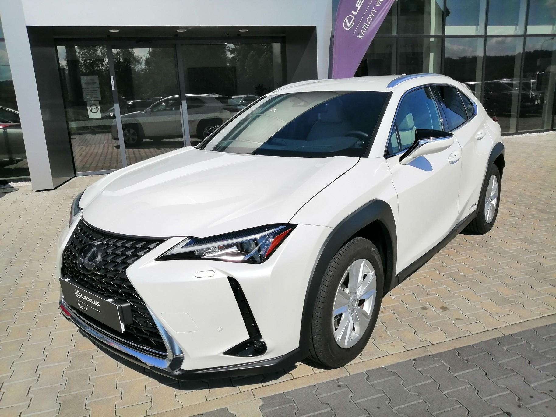 Lexus UX 250h 2.0 L Petrol Hybrid (184 k) aut. e-CVT (4X4) COMFORT TOP