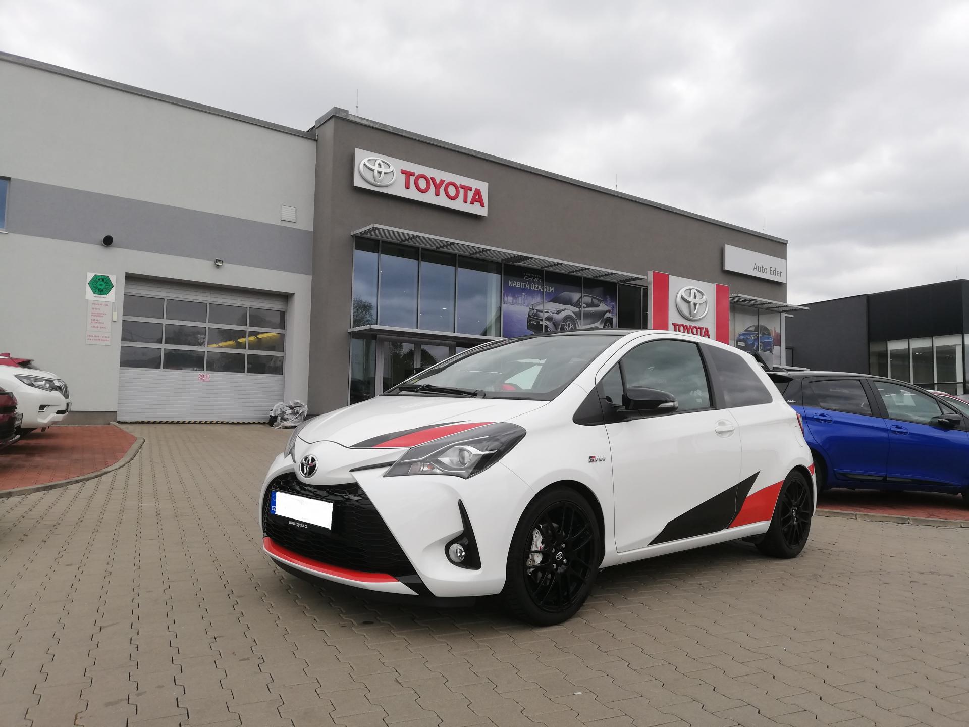 Toyota YARIS 1,8 (212 k) GRMN
