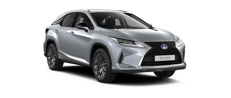 Lexus RX-L LIMITED EDITION 3.5L Petrol Hybrid (313 k) aut. e-CVT