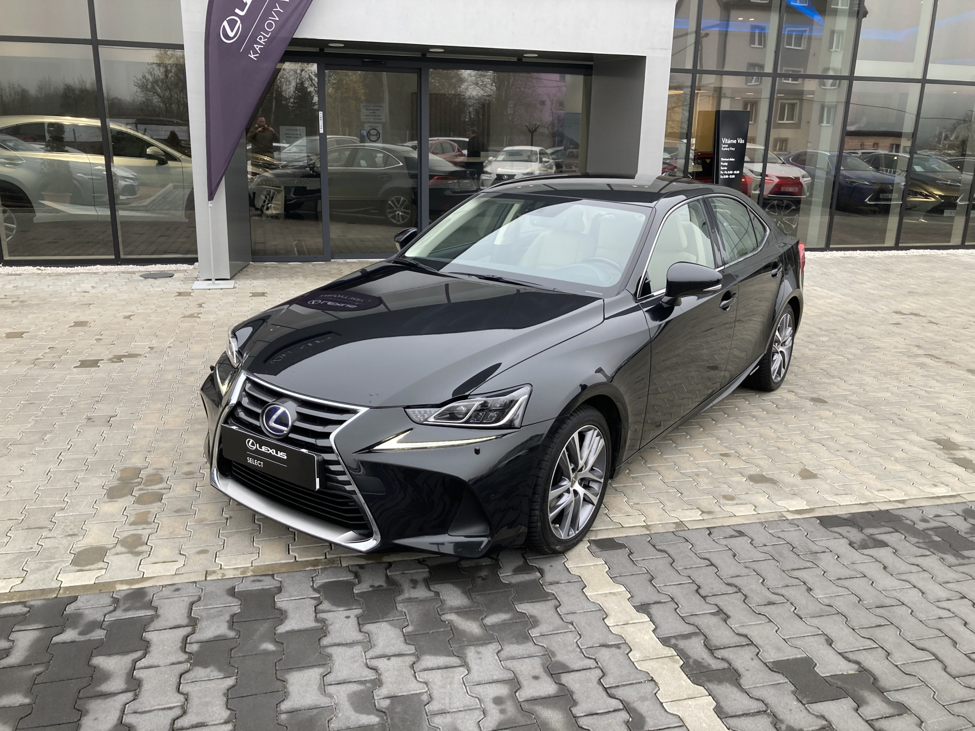 Lexus IS 300h 2,5 L Petrol Hybrid (223 k) EXECUTIVE NAVI aut. e-CVT