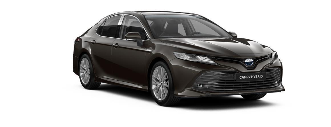 Toyota CAMRY 2,5 Hybrid (218 k) benzin aut. e-CVT Executive