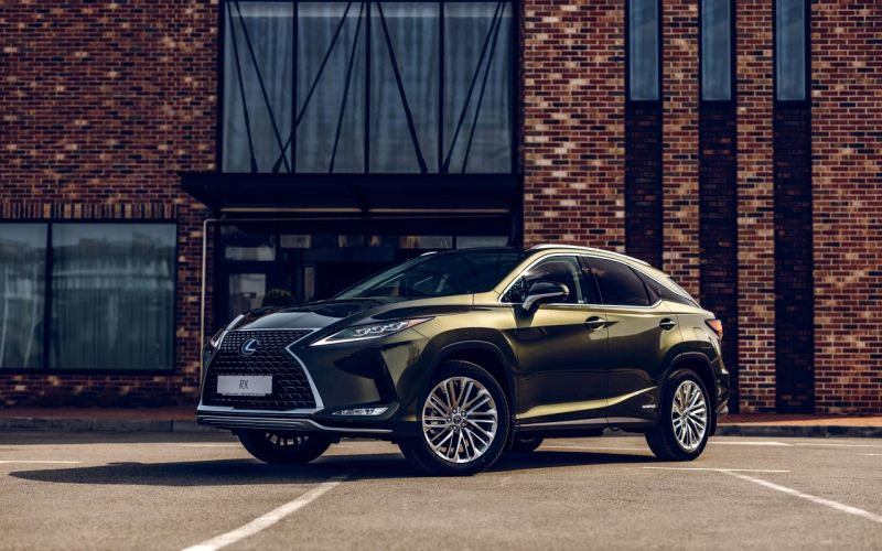 Lexus RX se zvýhodněním 574.000,- Kč!