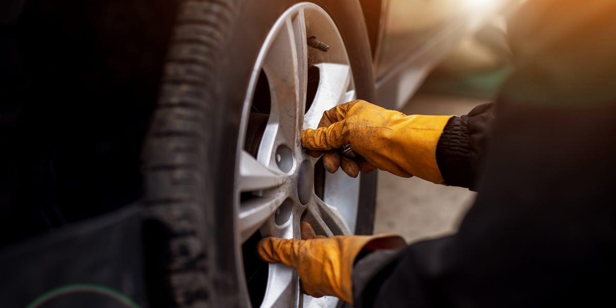 Je tu jaro! Objednejte se u nás na přezutí vašeho vozu na letní pneu!