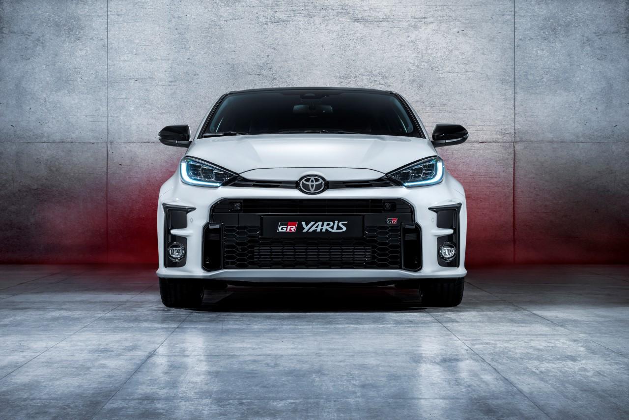 Toyota GR YARIS 1,6 Turbo (260 k) benzin GR four 4WD Dynamic
