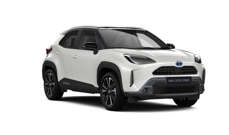 Toyota YARIS CROSS 1,5 Hybrid (116 k) aut. e-CVT FWD Premiere Edition