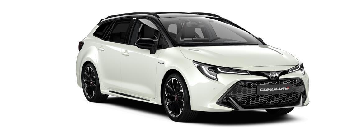 Toyota COROLLA Touring Sports 2,0 Hybrid (184 k) aut. e-CVT GR Sport