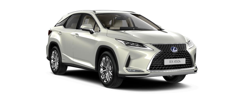 Lexus RX LUXURY 3.5L Petrol Hybrid (313 k) aut. e-CVT