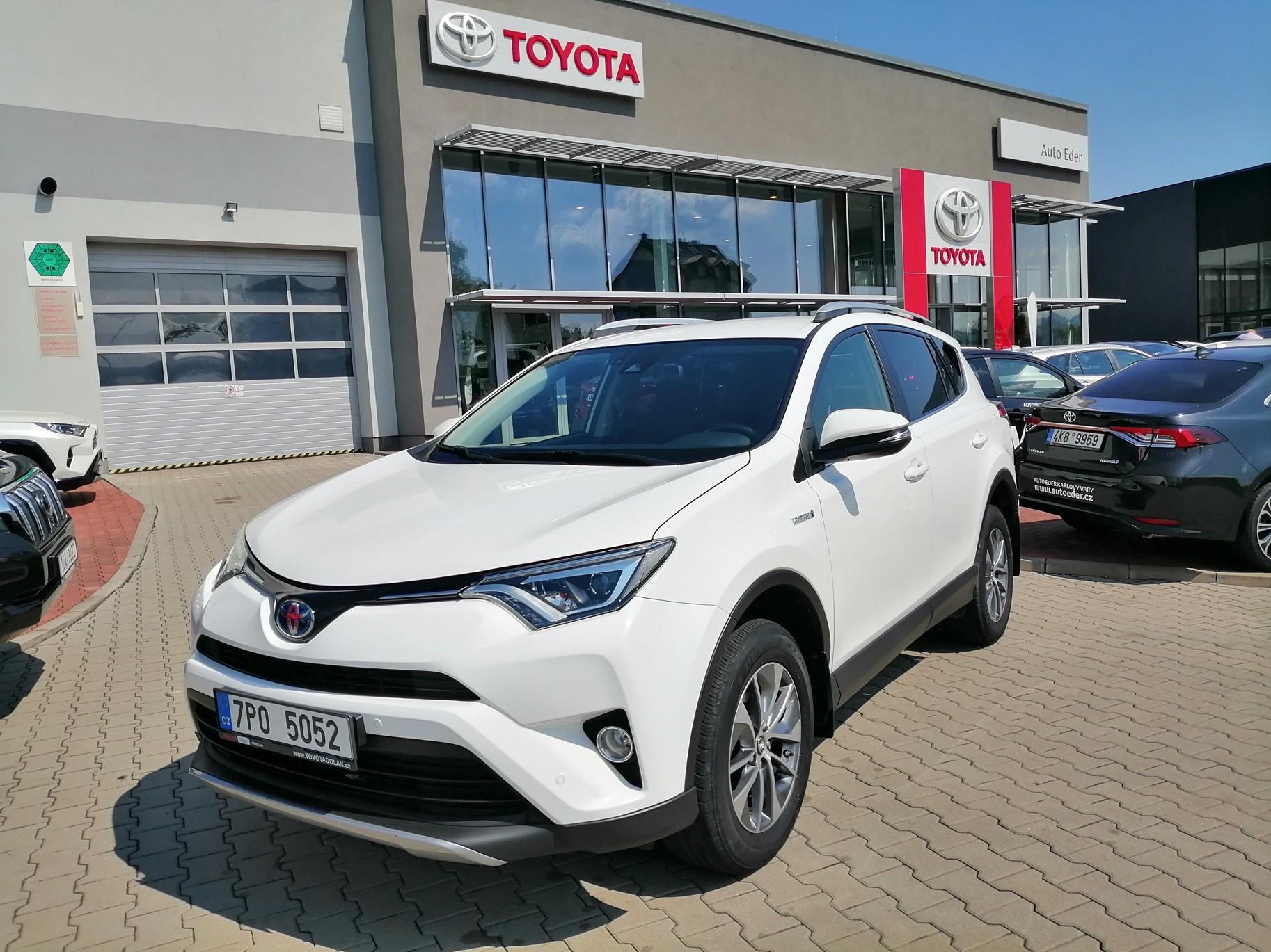 Toyota RAV4 2,5 L Petrol Hybrid (155 k)