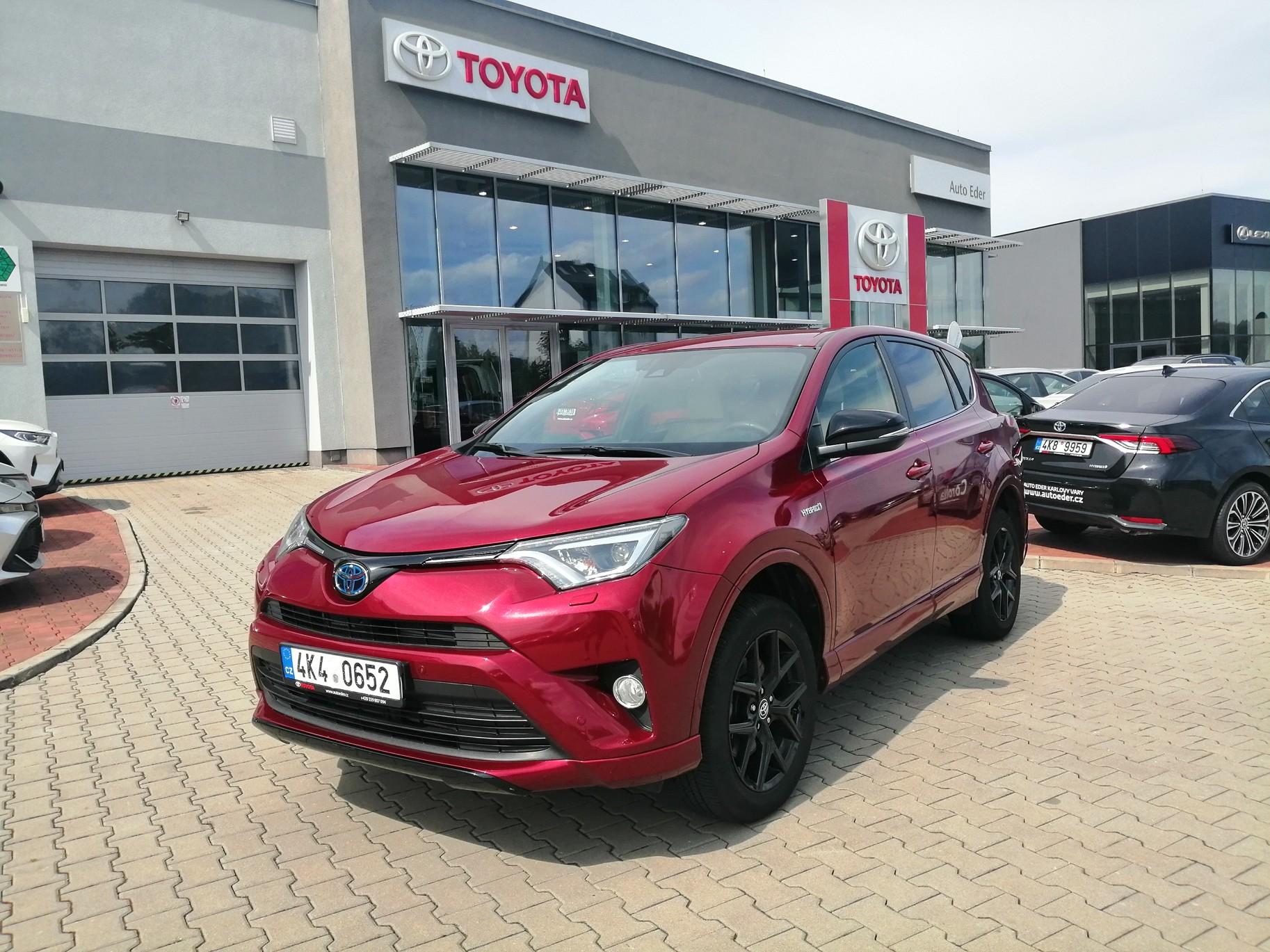 Toyota RAV4 2,5 L Petrol Hybrid (155 k) 4x4