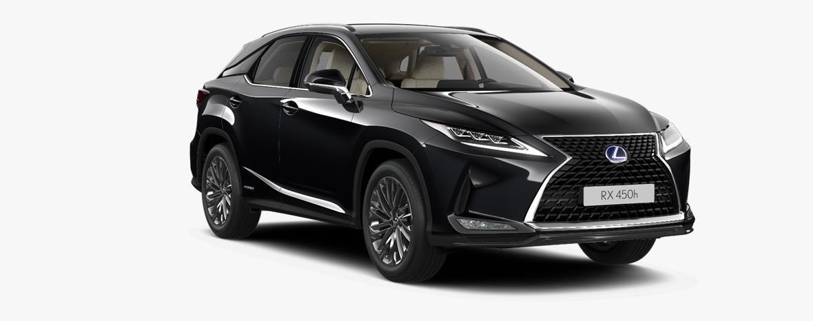 Lexus RX LIMITED EDITION 3.5L Petrol Hybrid (313 k) aut. e-CVT