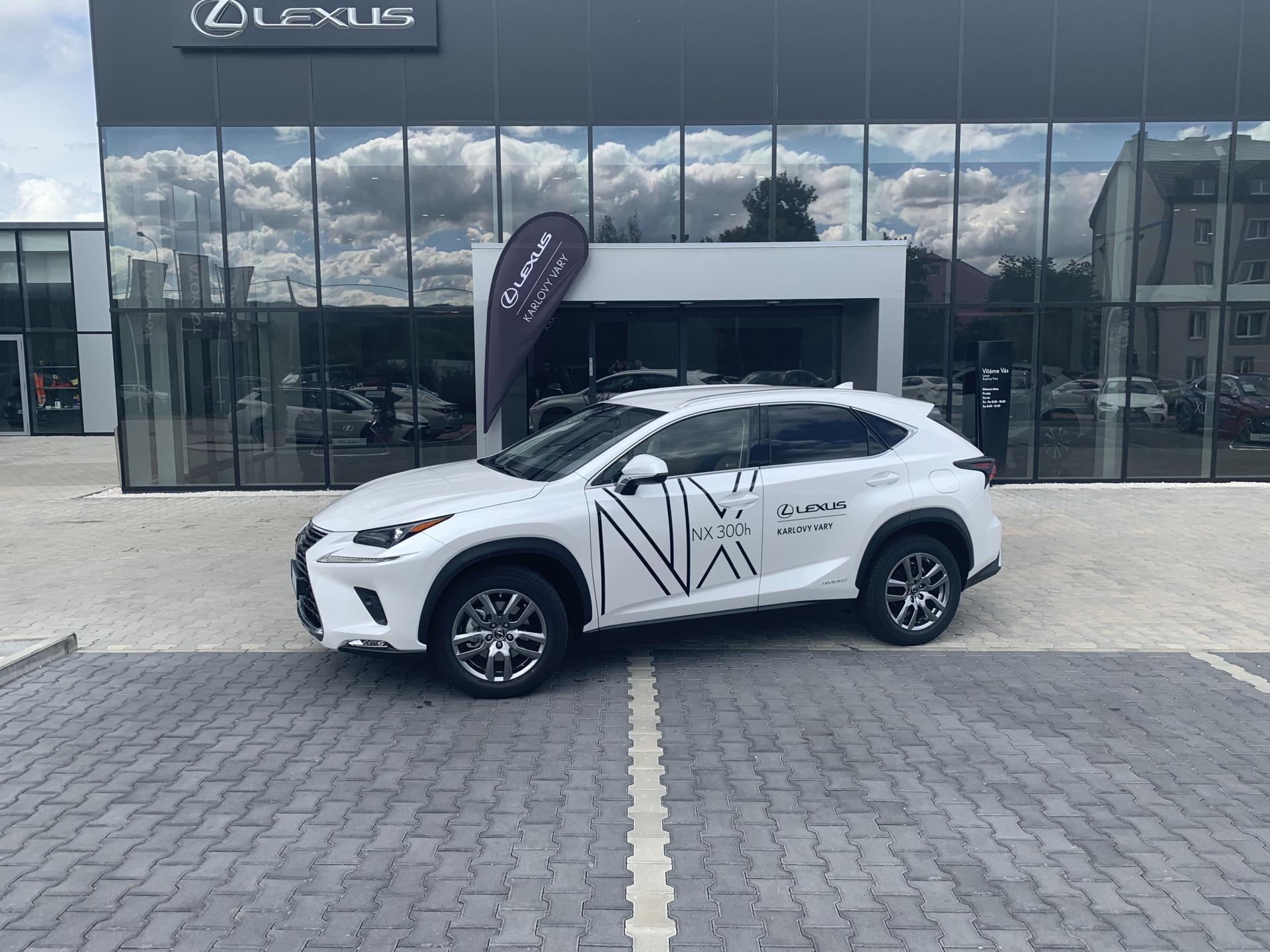 Lexus NX 300h PRESTIGE 2.5 L Petrol Hybrid (197 k) aut. e-CVT (4X4)