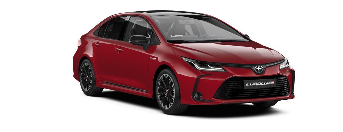 Toyota COROLLA Sedan 1,8 Hybrid (122 k) aut. e-CVT GR Sport